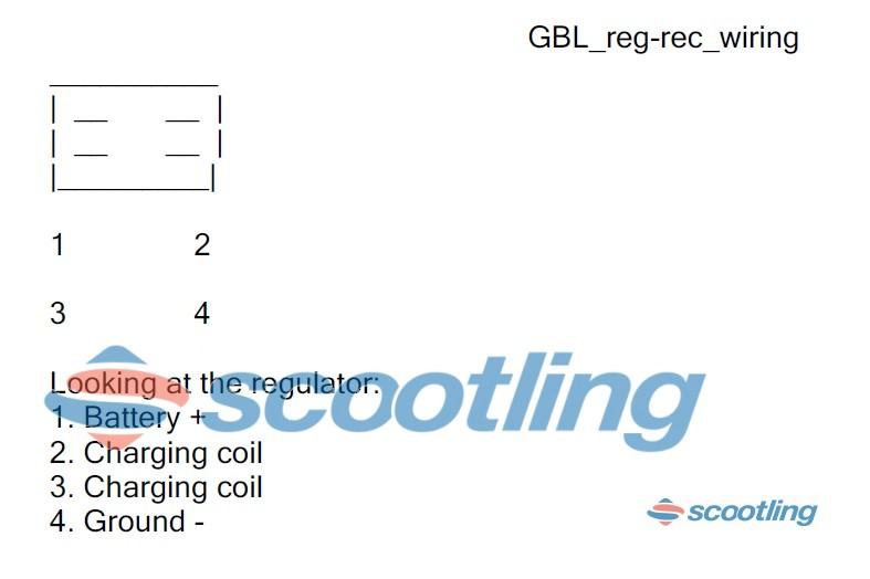 Regulator recitifier 4 pin honda etc more views regulator recitifier 4 pin sciox Image collections