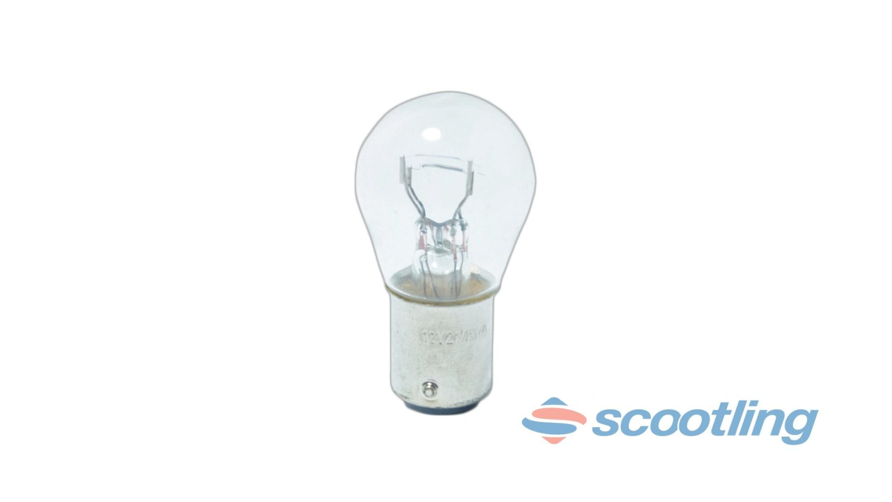 Tail light / stop light bulb 12V bayonet