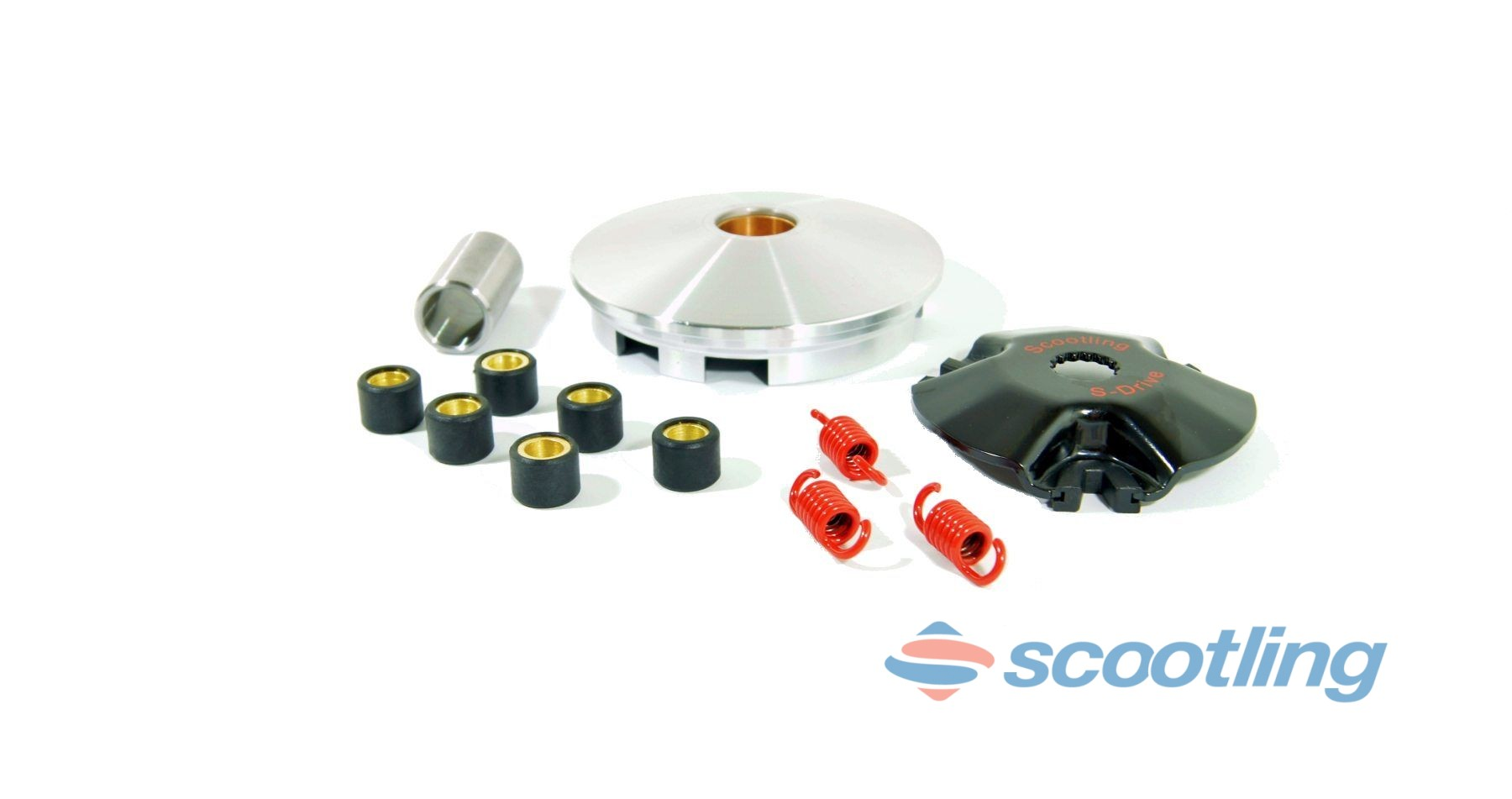 S-Drive variator kit for Yamaha and clones 16mm
