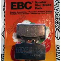Brake pad set suit SYM scooter and RS125, RS250
