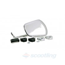 Clamp-on mirror, Cuppini (Italy)