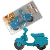 blue pizza cutter scooter