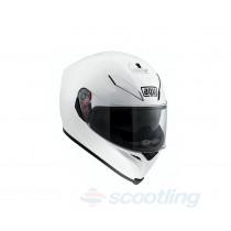 Agv helmet k5 gloss white