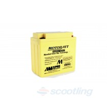 Scooter battery MB9U