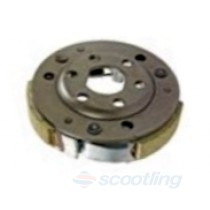 Clutch shoe assembly suit Chinese 4T 50 (QMB139 etc)