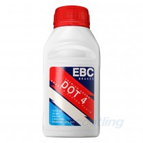 Brake fluid EBC 200ml DOT4