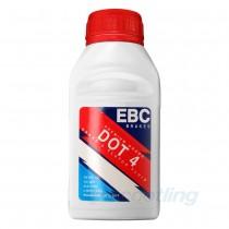 Brake fluid EBC 200ml DOT4