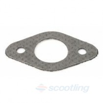 Flat exhaust gasket packing