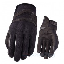 five rs3 black urban gloves