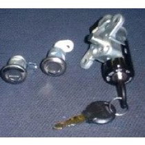 Honda Dio AF34/AF35 later type key/lock set