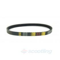 Yamaha drive belt - oversize 2t 50 horizontal