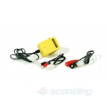 Motobatt 6/12V charger lead acid SLA gel AGM