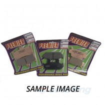 Disc pads 4t p290sc