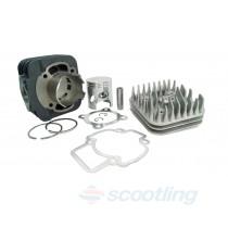 cylinder kit 70cc piaggio vespa hiper