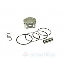 Piston kit chinese qmb 139