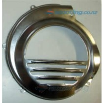 PX chrome flywheel cover