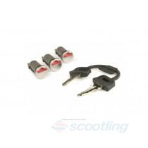 OEM px pk lock and key set