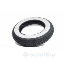 White wall tyre 3.00 x 10 Shinko