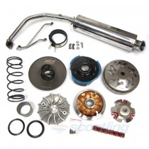 stage 2 adly sf-50 silver fox performance kit
