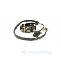 stator chinese scooter QMB139
