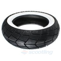 Tyre 3.50-10 whitewall Schwalbe Weatherman
