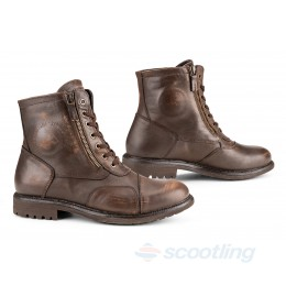 Falco Aviator Boot Brown