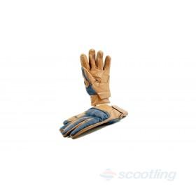 Scootling vintage Melba gloves