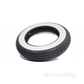 Whitewall tyre 3.00 x 10 Shinko