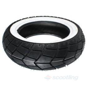 Tyre 3.50-10 whitewall Schwalbe Weatherman
