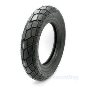 Tyre 3.50-10 all black Schwalbe Weatherman