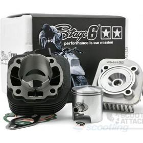 Stage 6 Streetrace cylinder kit 70 Yamaha/Minarelli AC