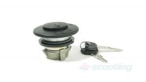 Petrol cap, locking type Yamaha etc
