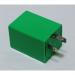 Flasher unit 12v, 3 pole Vespa/LML OEM type